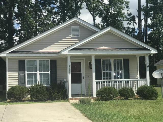 4111 Huntsmoor Lane, Wilson, NC 27896 (MLS #100075785) :: Century 21 Sweyer & Associates