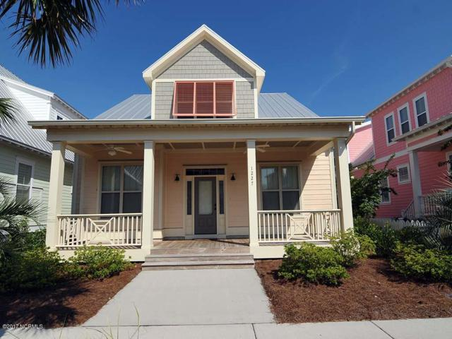 1227 Searay Lane, Carolina Beach, NC 28428 (MLS #100076962) :: David Cummings Real Estate Team