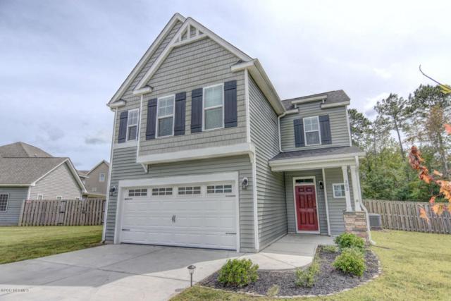 303 Long Pond Drive, Sneads Ferry, NC 28460 (MLS #100077256) :: Century 21 Sweyer & Associates