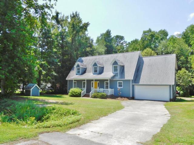 713 Scorpion Drive, Wilmington, NC 28411 (MLS #100077676) :: David Cummings Real Estate Team