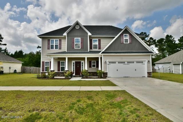 207 Riverstone Court, Jacksonville, NC 28546 (MLS #100077800) :: Century 21 Sweyer & Associates