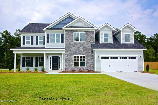 174 Peytons Ridge Drive, Hubert, NC 28539 (MLS #100078148) :: Century 21 Sweyer & Associates