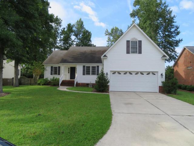 207 Towne Woods Drive, New Bern, NC 28562 (MLS #100078821) :: Century 21 Sweyer & Associates