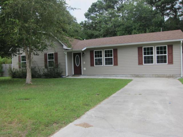 537 Oci Drive, Jacksonville, NC 28540 (MLS #100078951) :: Century 21 Sweyer & Associates