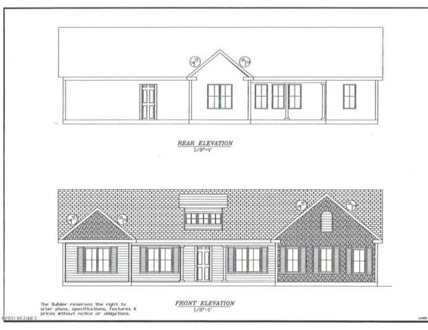 313 Holly Lane, Cape Carteret, NC 28584 (MLS #100079138) :: Century 21 Sweyer & Associates