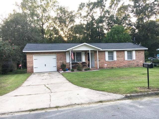 513 Oci Drive, Jacksonville, NC 28540 (MLS #100079524) :: Century 21 Sweyer & Associates