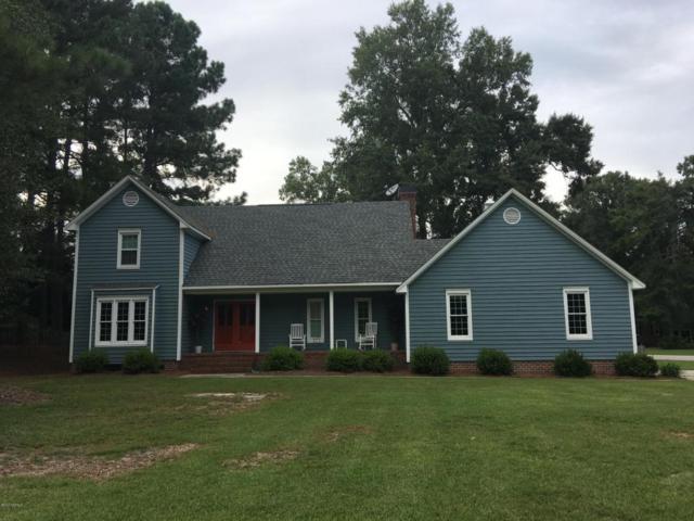 4535 Country Club Drive N, Wilson, NC 27896 (MLS #100080164) :: Century 21 Sweyer & Associates