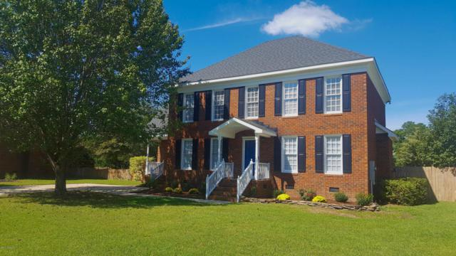 1707 Paramore Drive, Greenville, NC 27858 (MLS #100081058) :: Harrison Dorn Realty