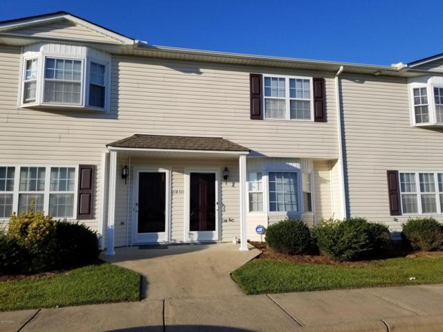 1200 Freeland Lane K4, Winterville, NC 28590 (MLS #100081111) :: Century 21 Sweyer & Associates