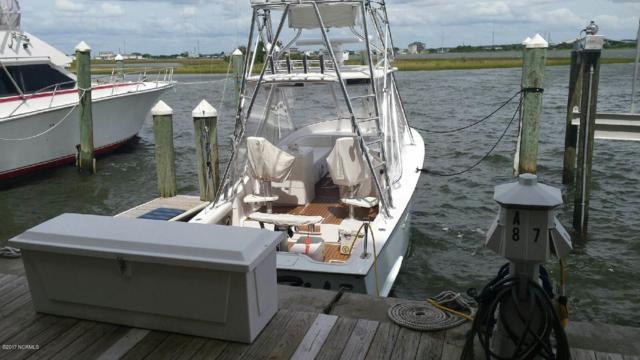 100 Olde Towne Yacht Club Road Slip A8, Beaufort, NC 28516 (MLS #100081258) :: RE/MAX Elite Realty Group