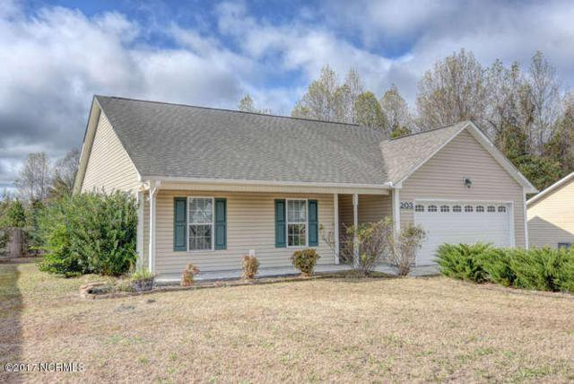 203 Chandler Simpson Court, Beulaville, NC 28518 (MLS #100081265) :: Terri Alphin Smith & Co.