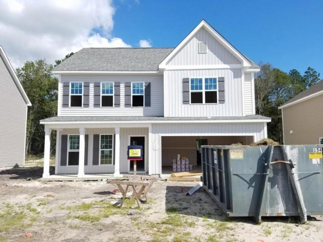 3832 Smooth Water Drive, Wilmington, NC 28405 (MLS #100081491) :: The Keith Beatty Team