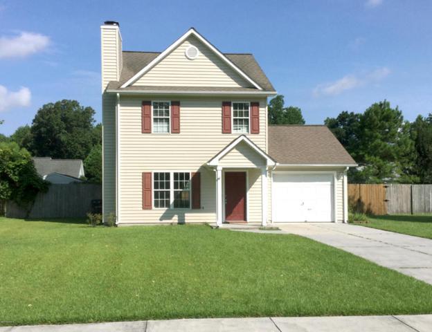 150 Settlers Circle, Jacksonville, NC 28546 (MLS #100081752) :: Century 21 Sweyer & Associates