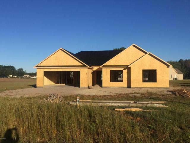 128 Plantation Oaks Drive, New Bern, NC 28560 (MLS #100081797) :: Century 21 Sweyer & Associates