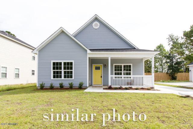 101 Garrett Drive, Jacksonville, NC 28546 (MLS #100081836) :: Harrison Dorn Realty