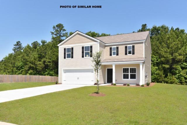 400 Saxby Way Lot 49, Holly Ridge, NC 28445 (MLS #100081873) :: Century 21 Sweyer & Associates