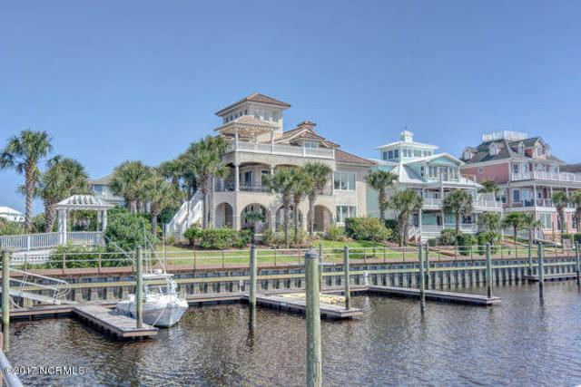 421 Marina Street, Carolina Beach, NC 28428 (MLS #100082278) :: Century 21 Sweyer & Associates