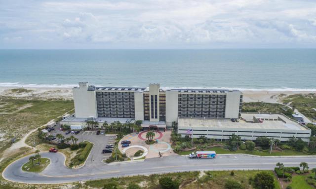 2700 N Lumina Avenue #112, Wrightsville Beach, NC 28480 (MLS #100082550) :: David Cummings Real Estate Team