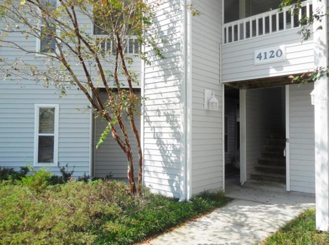 4120 Breezewood Drive #101, Wilmington, NC 28412 (MLS #100082938) :: Century 21 Sweyer & Associates