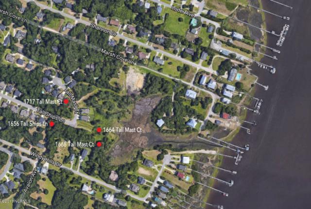 1668 Tall Mast Court, Wilmington, NC 28409 (MLS #100083550) :: Century 21 Sweyer & Associates