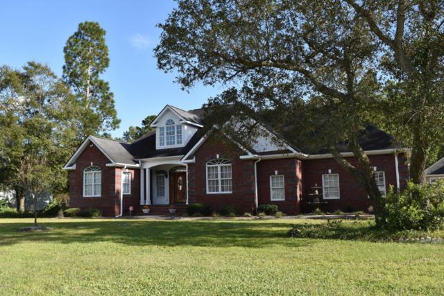 229 Riverside Drive, Varnamtown, NC 28462 (MLS #100084126) :: Century 21 Sweyer & Associates
