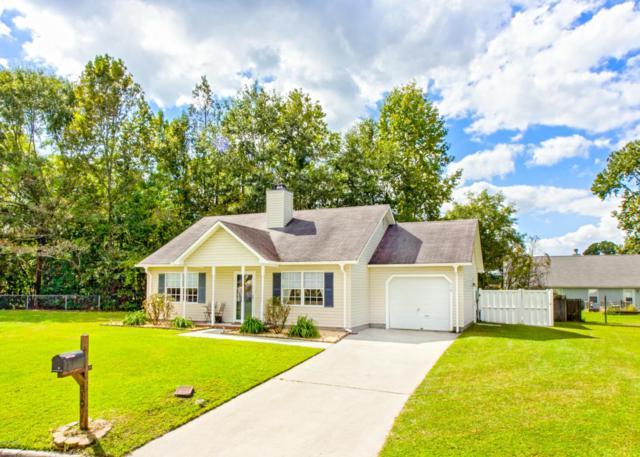 519 Crissy Drive, Jacksonville, NC 28540 (MLS #100084660) :: Century 21 Sweyer & Associates