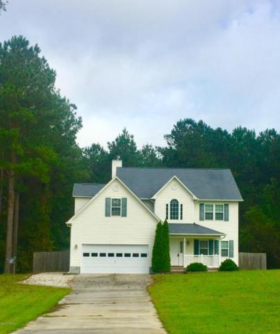 215 Bishop Drive, Jacksonville, NC 28540 (MLS #100085209) :: Century 21 Sweyer & Associates