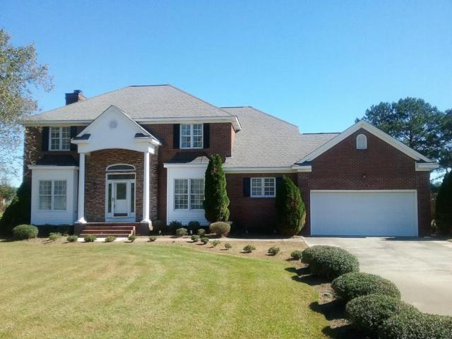 2297 Autumn Drive, Kinston, NC 28501 (MLS #100085534) :: Century 21 Sweyer & Associates