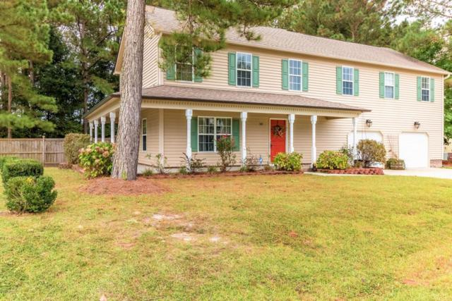 309 Osprey Point Drive, Sneads Ferry, NC 28460 (MLS #100085690) :: Century 21 Sweyer & Associates