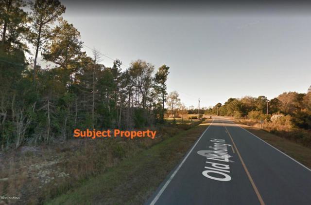 Tbd Old Landing Road, Hampstead, NC 28443 (MLS #100085926) :: Century 21 Sweyer & Associates