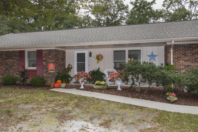 711 E Leonard Street, Southport, NC 28461 (MLS #100086108) :: David Cummings Real Estate Team