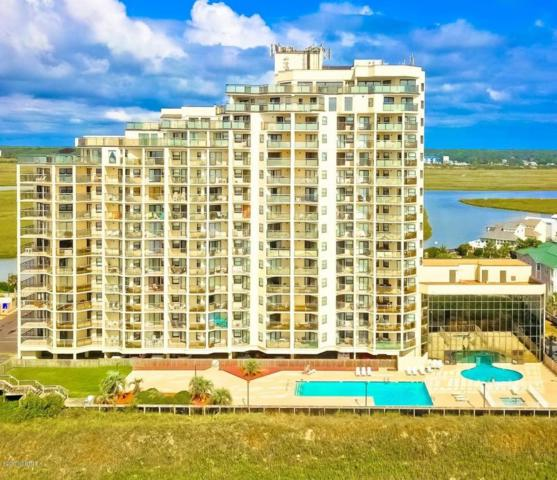 63 Ocean Isle West Boulevard #105, Ocean Isle Beach, NC 28469 (MLS #100086121) :: Century 21 Sweyer & Associates