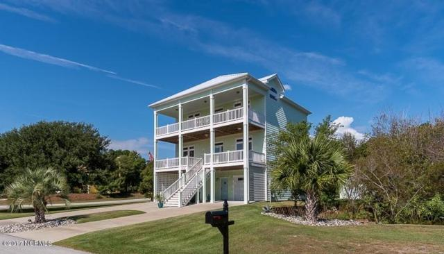 9716 Green Glen Road, Emerald Isle, NC 28594 (MLS #100086605) :: RE/MAX Essential