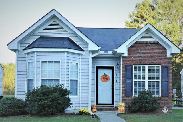 2517 Winding Creek Drive SW, Wilson, NC 27893 (MLS #100087993) :: Century 21 Sweyer & Associates