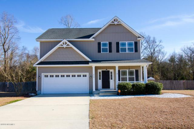 226 Blue Creek Farms Drive, Jacksonville, NC 28540 (MLS #100088153) :: Harrison Dorn Realty