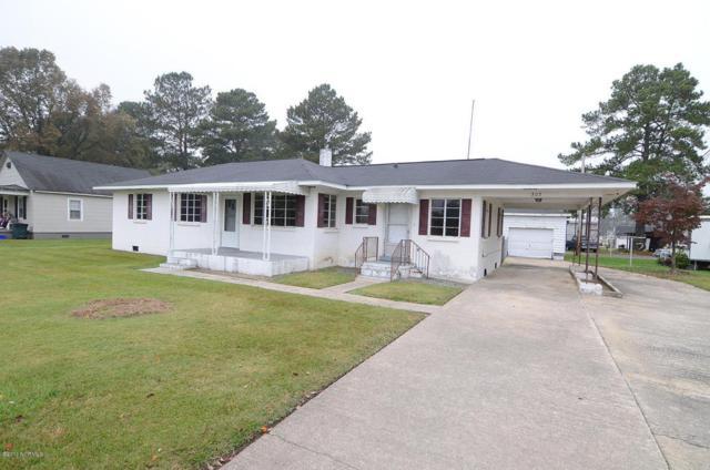 302 W Oak Street, Lucama, NC 27851 (MLS #100088593) :: Century 21 Sweyer & Associates