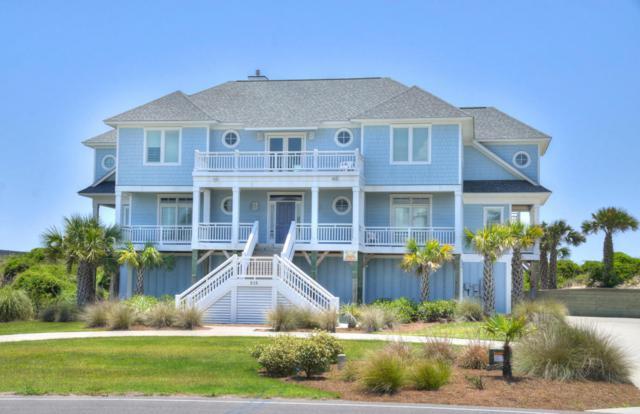 515 Caswell Beach Road, Oak Island, NC 28465 (MLS #100089635) :: Century 21 Sweyer & Associates