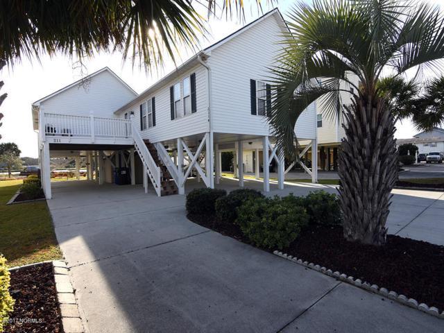 211 Atlanta Avenue 211A, Carolina Beach, NC 28428 (MLS #100089844) :: RE/MAX Essential