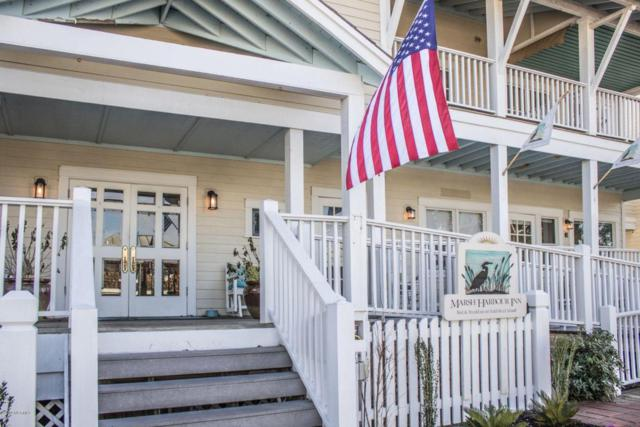 21 Keelson Row 10-L, Bald Head Island, NC 28461 (MLS #100089950) :: The Oceanaire Realty