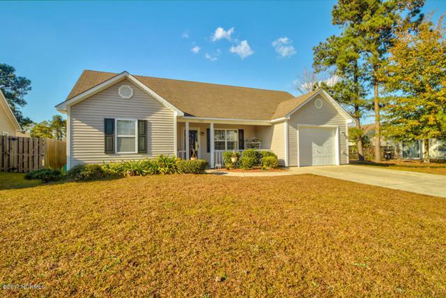 1183 Amber Pines Drive, Leland, NC 28451 (MLS #100090416) :: RE/MAX Essential
