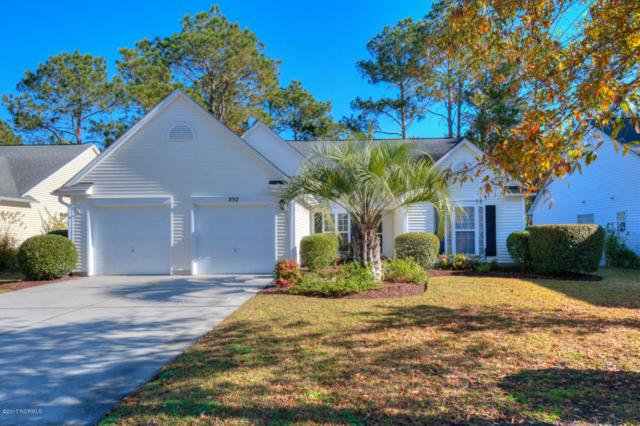 892 Sandpiper Bay Drive SW, Sunset Beach, NC 28468 (MLS #100091298) :: Courtney Carter Homes