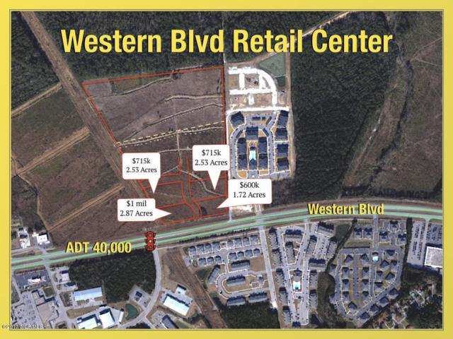 0001 Western Boulevard Ext, Jacksonville, NC 28546 (MLS #100091506) :: Century 21 Sweyer & Associates