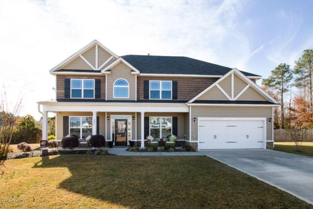 201 Lincolnton Court, Jacksonville, NC 28540 (MLS #100091906) :: Courtney Carter Homes