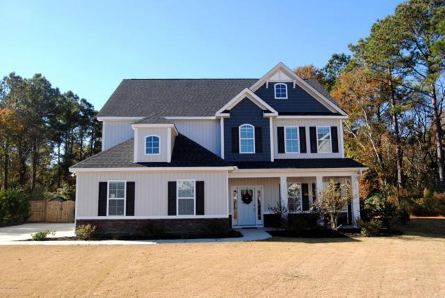 860 Ovates Lane, Wilmington, NC 28409 (MLS #100092066) :: David Cummings Real Estate Team