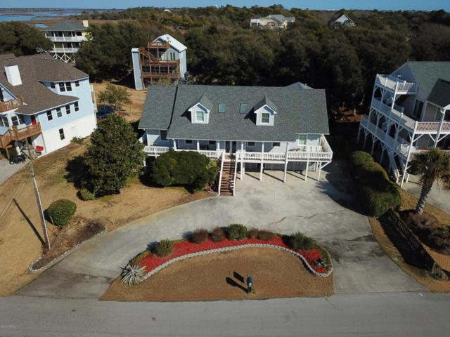412 Channel Drive, Emerald Isle, NC 28594 (MLS #100092514) :: The Keith Beatty Team
