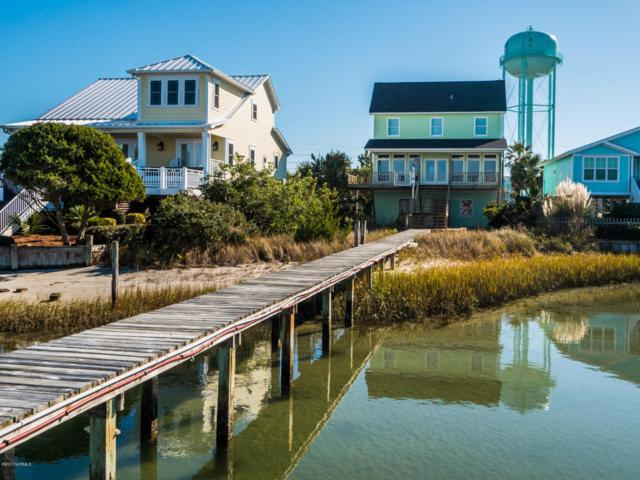 816 Carolina Boulevard, Topsail Beach, NC 28445 (MLS #100092548) :: Harrison Dorn Realty