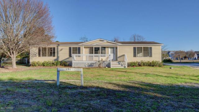 191 Bumps Creek Road, Sneads Ferry, NC 28460 (MLS #100092993) :: Courtney Carter Homes