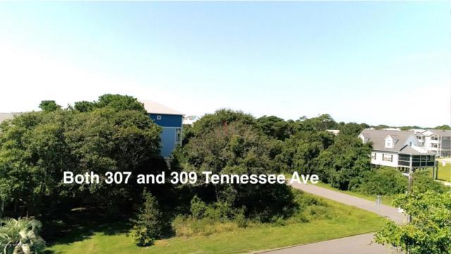 309 & 307 Tennessee, Carolina Beach, NC 28428 (MLS #100093350) :: David Cummings Real Estate Team