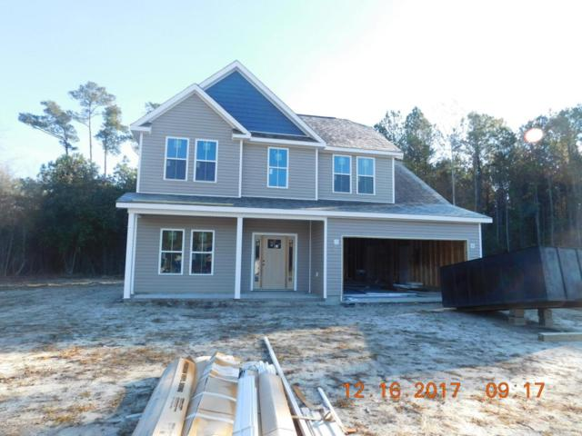305 Big Pine Court, Swansboro, NC 28584 (MLS #100093486) :: Century 21 Sweyer & Associates