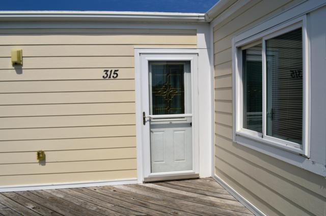 650 Salter Path Road #315, Pine Knoll Shores, NC 28512 (MLS #100093720) :: Donna & Team New Bern